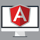 Single Page Web Applications with AngularJS course icon