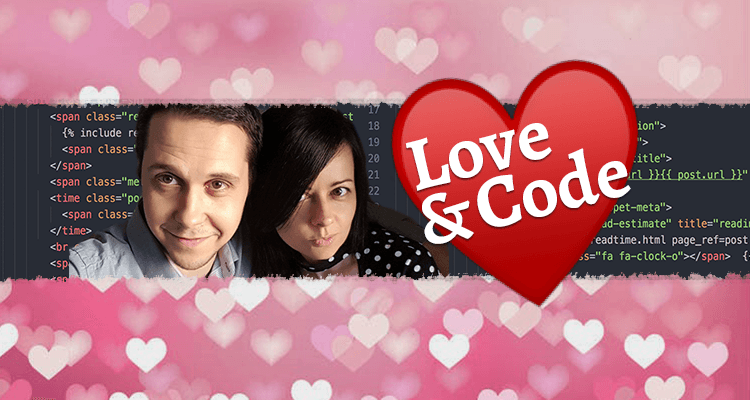 thumbnail for article on Love and Code