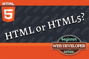 thumbnail for article on HTML or HTML5? Who Controls HTML?