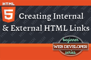 thumbnail for article on Creating Internal & External HTML Links